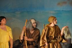 Aristophane, l'Assemblée des Femmes et l'égalité entre hommes et femmes
