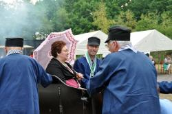 La fête du coticule à Sart-Lierneux