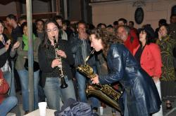 Fête de la musique avec Anne Gennen, Aurélie Charneux, Sarah Klénes, Thibaut Dille et Annemie Osborne