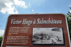 Victor Hugo à Salmchâteau-Vielsalm...