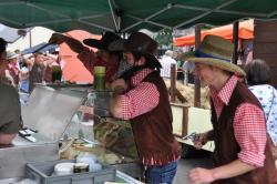 Une belle fête des myrtilles 2010 à Vielsalm!