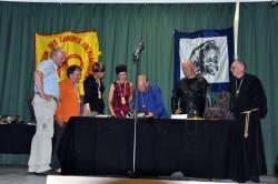 Sabbat des macralles à Vielsalm, le 20 juillet 2010