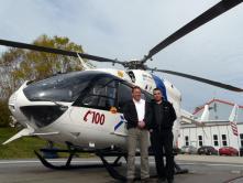 """Olivier Lambert et Michel Voz, deux collaborateurs """"communication"""" de Bra..."""